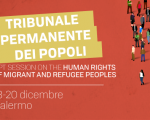 Il Tribunale Permanente dei Popoli a Palermo | Dal 18 al 20 dicembre