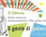 Carnevale sociale 2018 – Il genio di Palermo