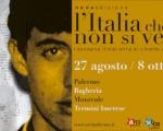 L'Italia che non si vede | dal 27 agosto all'8 ottobre